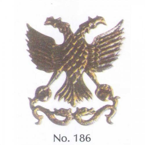 Δικέφαλος Αετός Νο 186 Χυτή Παράσταση