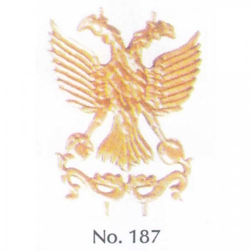 Δικέφαλος Αετός Νο 187 Χυτή Παράσταση