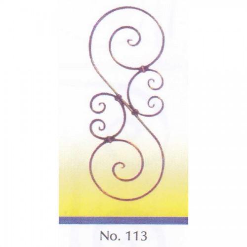 Διακοσμητικό Μοτίφ, Στοιχείο 113