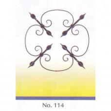 Διακοσμητικό Μοτίφ, Στοιχείο 114