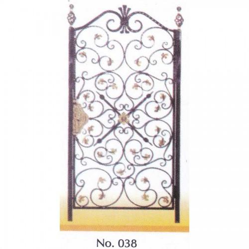 Μεταλλική - Σιδερένια Πόρτα 038