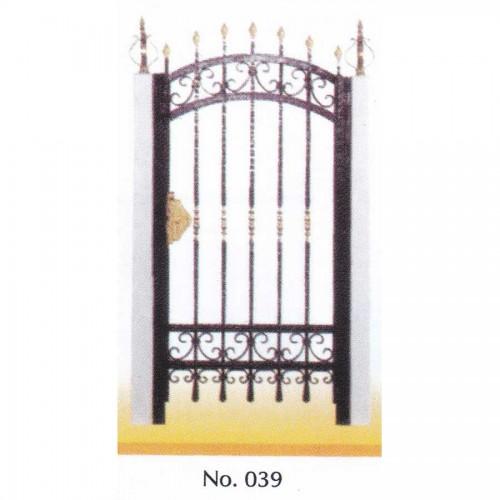 Μεταλλική - Σιδερένια Πόρτα 039
