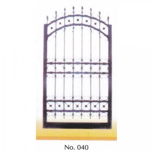 Μεταλλική - Σιδερένια Πόρτα 040