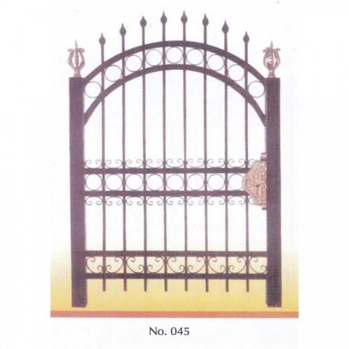 Μεταλλική - Σιδερένια Πόρτα 045