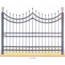Μεταλλική - Σιδερένια Πόρτα 048