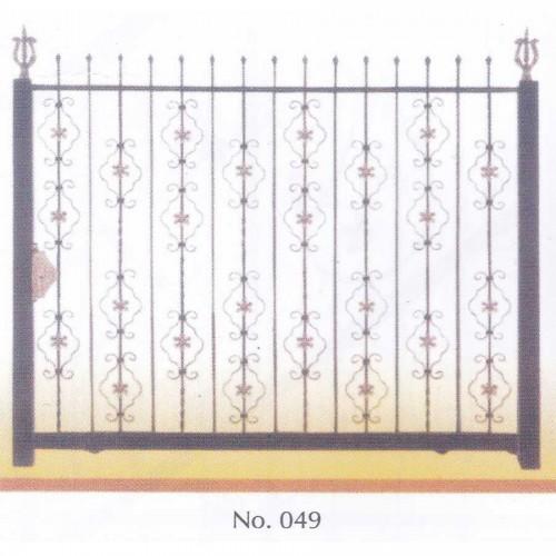 Μεταλλική - Σιδερένια Πόρτα 049