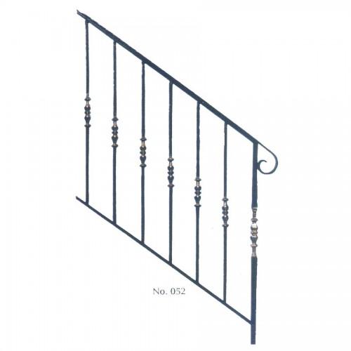 Μεταλλική - Σιδερένια  Σκάλα 052 [τιμή μέτρου]